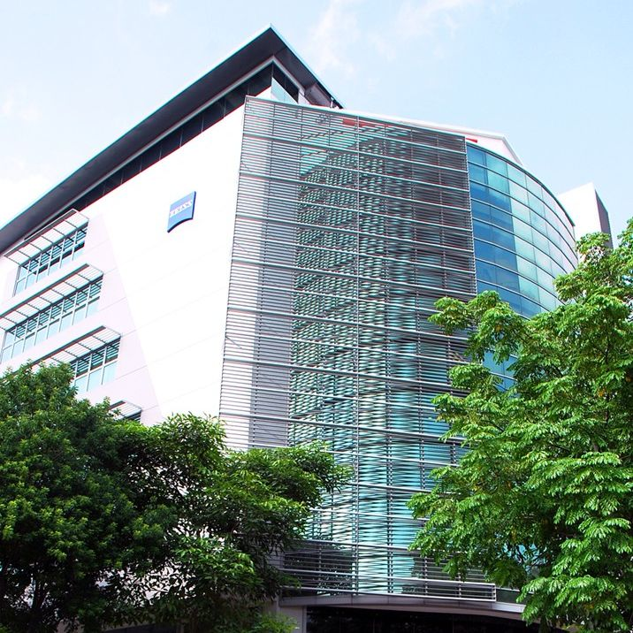 The ZEISS Office in Singapore