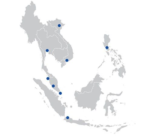ZEISS Southeast Asia Locations